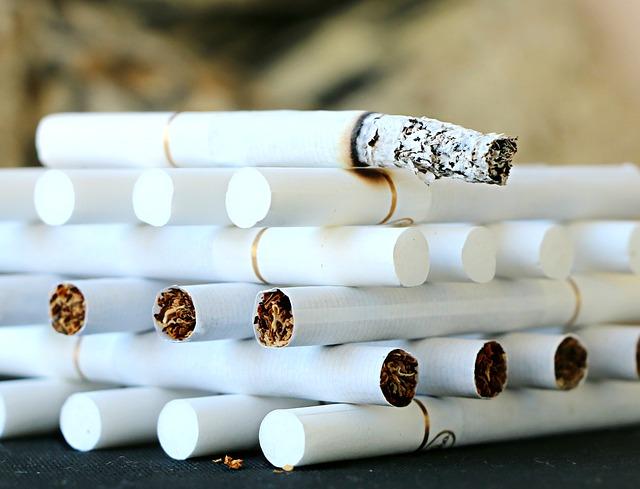 (リビンマッチ)タバコとリフォーム